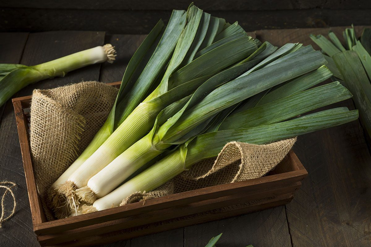 Produce of the Month: Leek