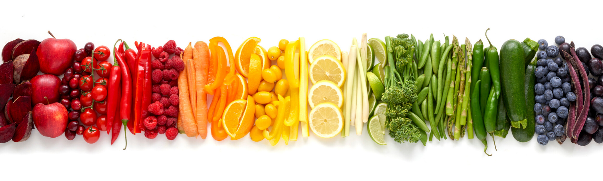 Benefits of Eating a Rainbow of Vegetables