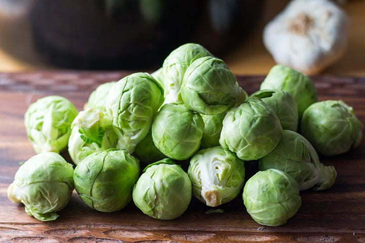 Produce of the Month: Brussels Sprouts