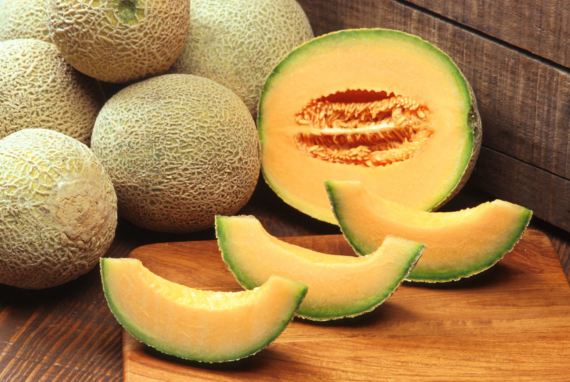 Produce of the Month: Cantaloupe