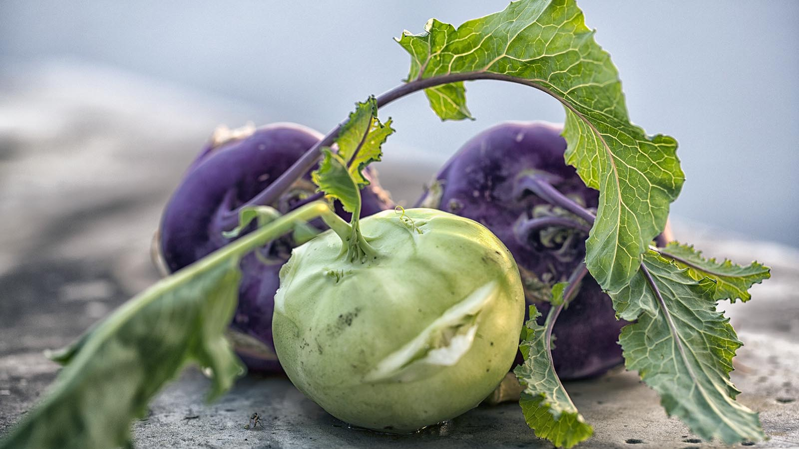 Produce of the Month: Kohlrabi