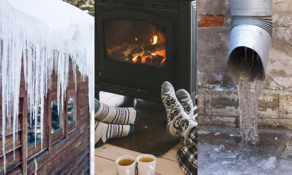 Blog - Winter Tips for Homeowners