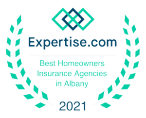 About Our Agency - Expertise Best Homeowners Insurance Agencies in Albany Award Logo
