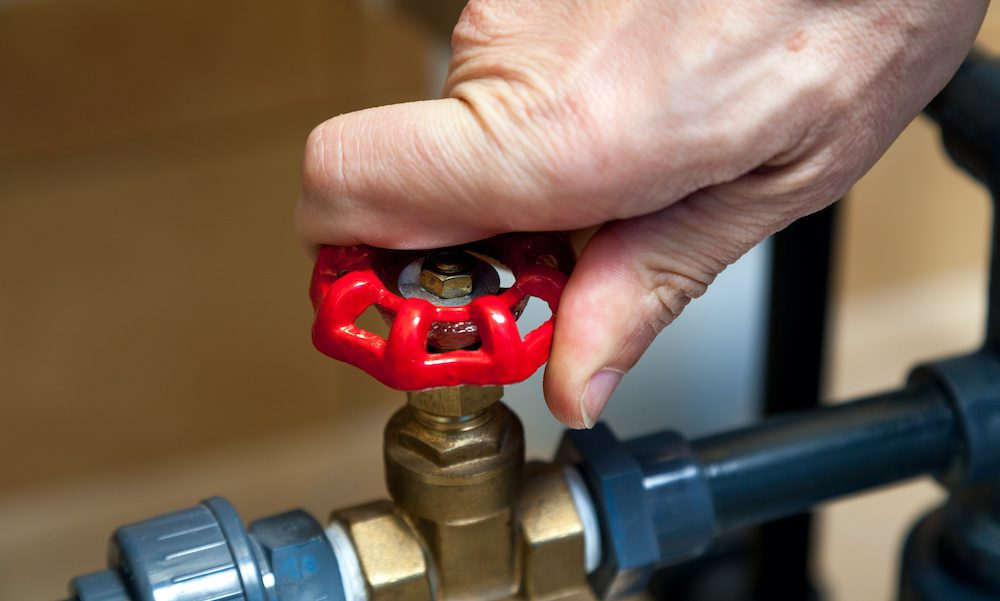 Blog Post - Find your main water valve before crisis strikes