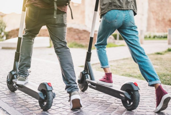 Blog Post - Electric Scooter
