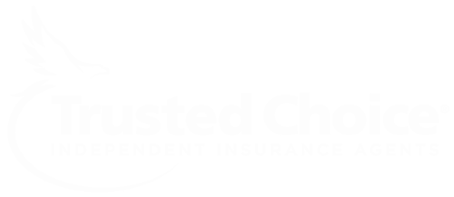 Trusted Choice Logo White