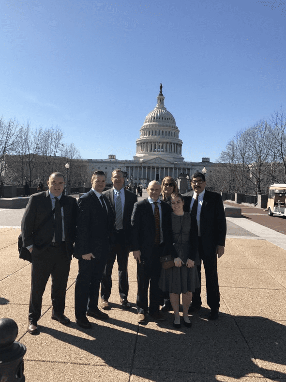 John McGraw_Capitol Hill 2018