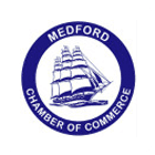 Medford Chamber of Commerce Logo - 140