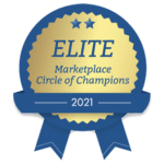 Award - Elite Marketplace Circle of Champions 2021