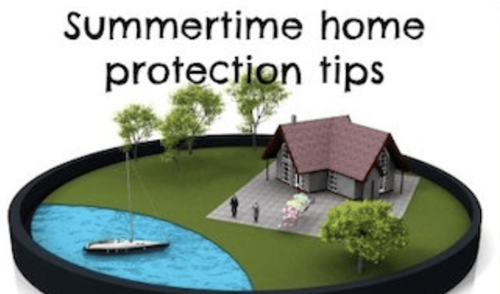 Home Insurance: Protect Your Home This Summer