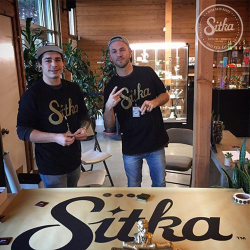 Cannabis Blog - Sitka Team Selling Flower Joints Cannabis