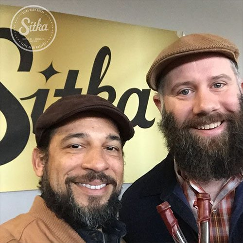 Cannabis Blog - Sitka and Baked And Awake Mosaic Client