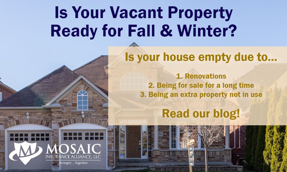 Blog - Featured Image - Do You Have a Vacant Property Due to Remodeling, Being on the Market for Some Time, or Not in Use