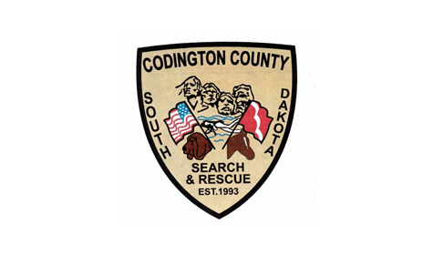 Logo - Codington Search and Rescue