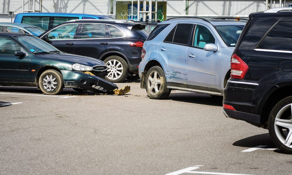 Blog Post - Parking Lot Accidents
