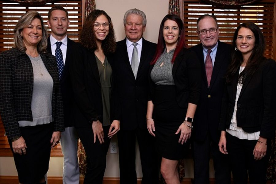 About Our Agency - Team Portrait of Employees at Craig Mader Insurance Agency Inc