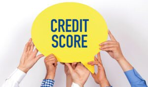 Credit score and insurance