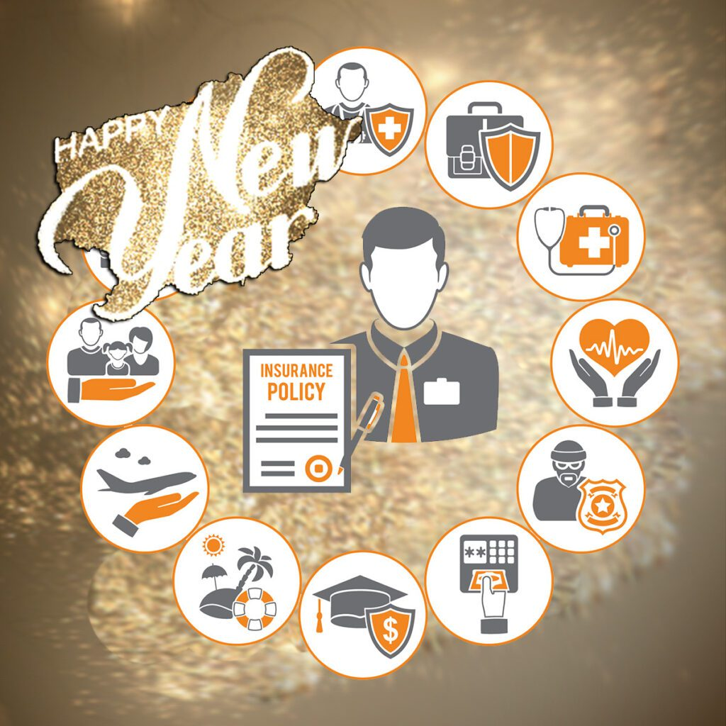 Business insurance year end