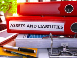 assets and liability business