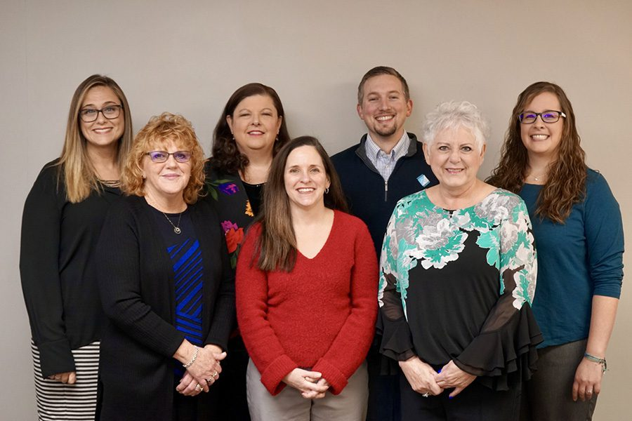 About Our Agency - View of the Thomas & Grushon Insurance Agency Team