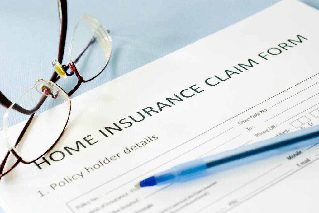 Home-Insurance-Claim-Form