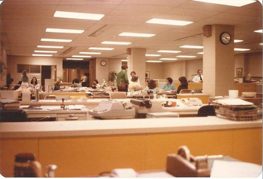 1980 Office Photo