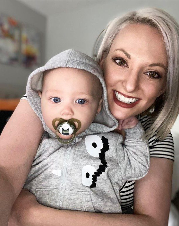 Chelsea and Her Son Graham: ...