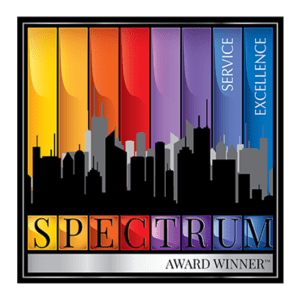 Spectrum Award Winner