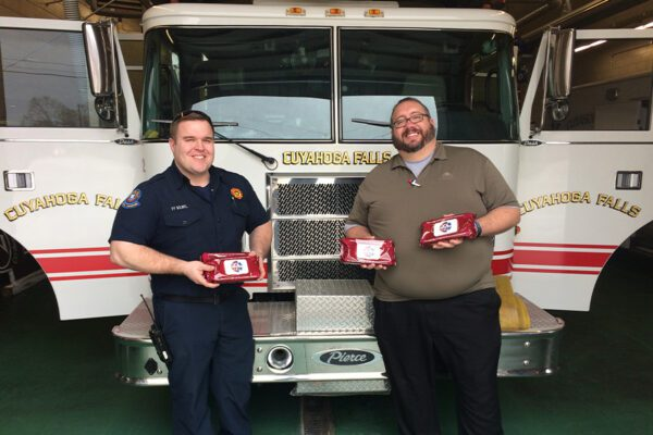 Community - Cuyahoga Falls Police and Fire Departments