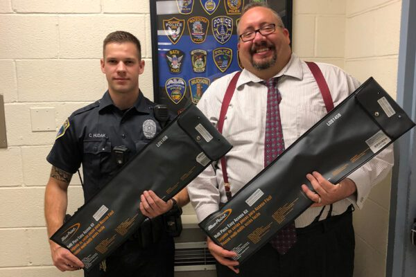 Community - Supporting Local Police