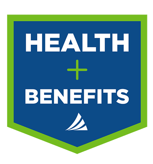 Shield Icon - Health and Benefits Insurance