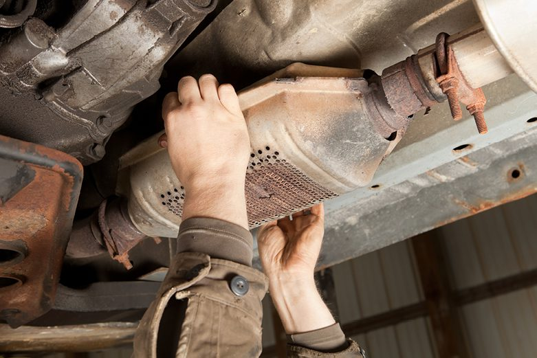catalytic converter theft, theft prevention