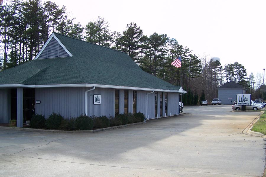 Lake Wylie, SC Insurance - Exterior Photo of the Office Location of Watson Insurance