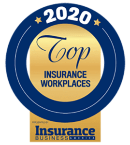 Top Insurance Workplaces Logo