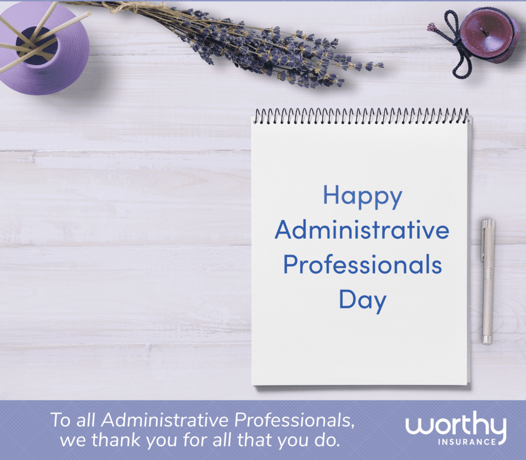 Administrative Professionals Day Graphic