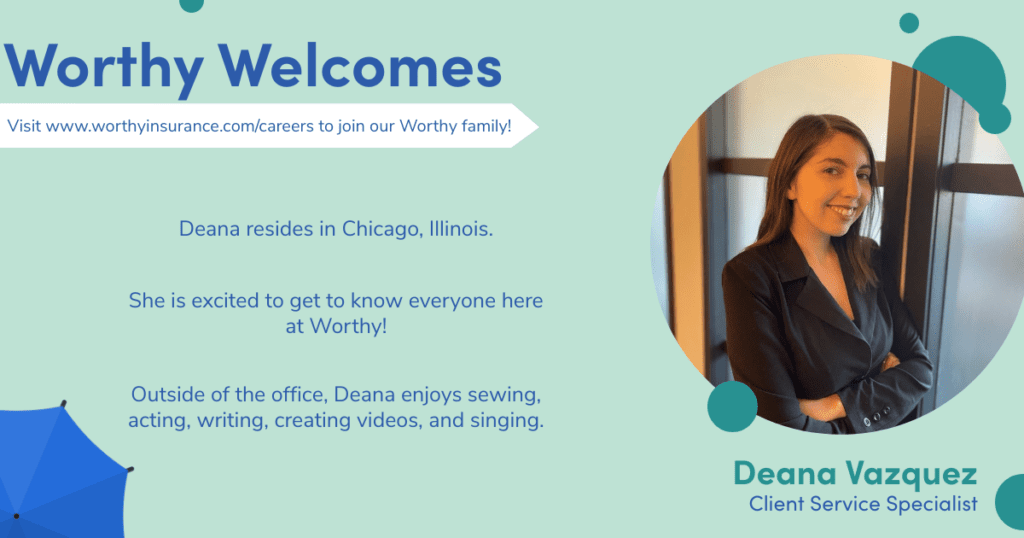 Worthy Welcome for Deana