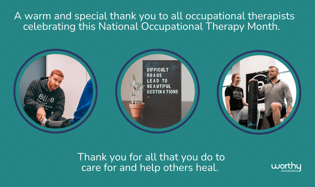 National Occupational Therapy Month