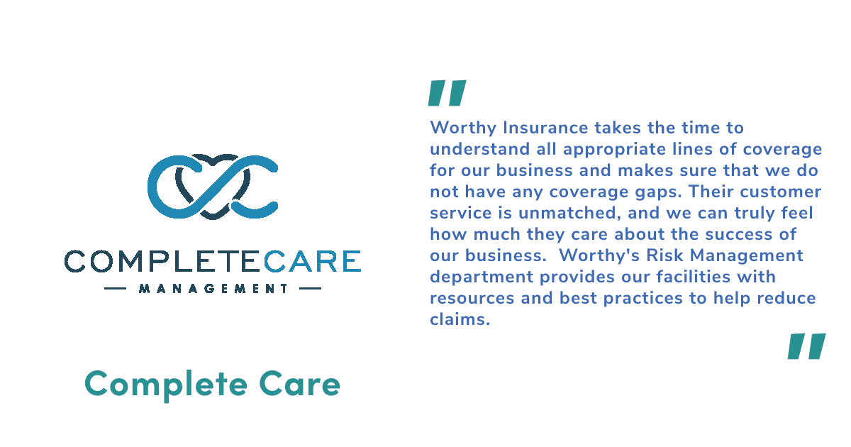 Testimony from Complete Care
