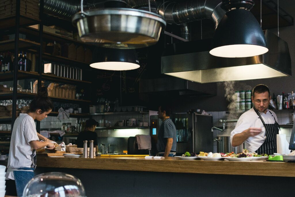 What type of insurance does my restaurant need?