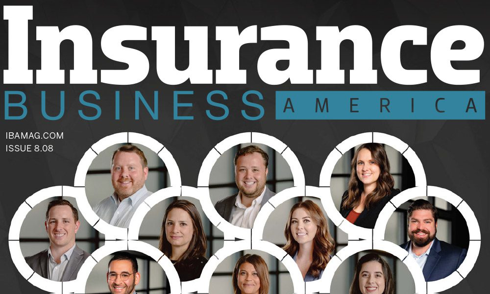 Blog - Insurance Business America Highlight - Issue Cover With Worth Insurance On The Front
