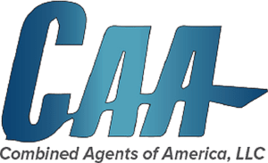 Combined Agents of America Logo