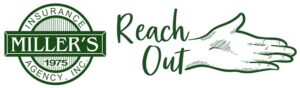 Millers Insurance - Reach Out Logo