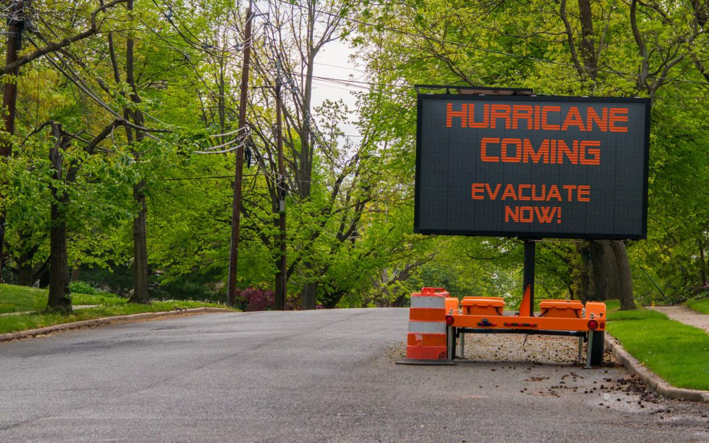 How insurance agencies should handle Hurricane Florence (in a digital world)
