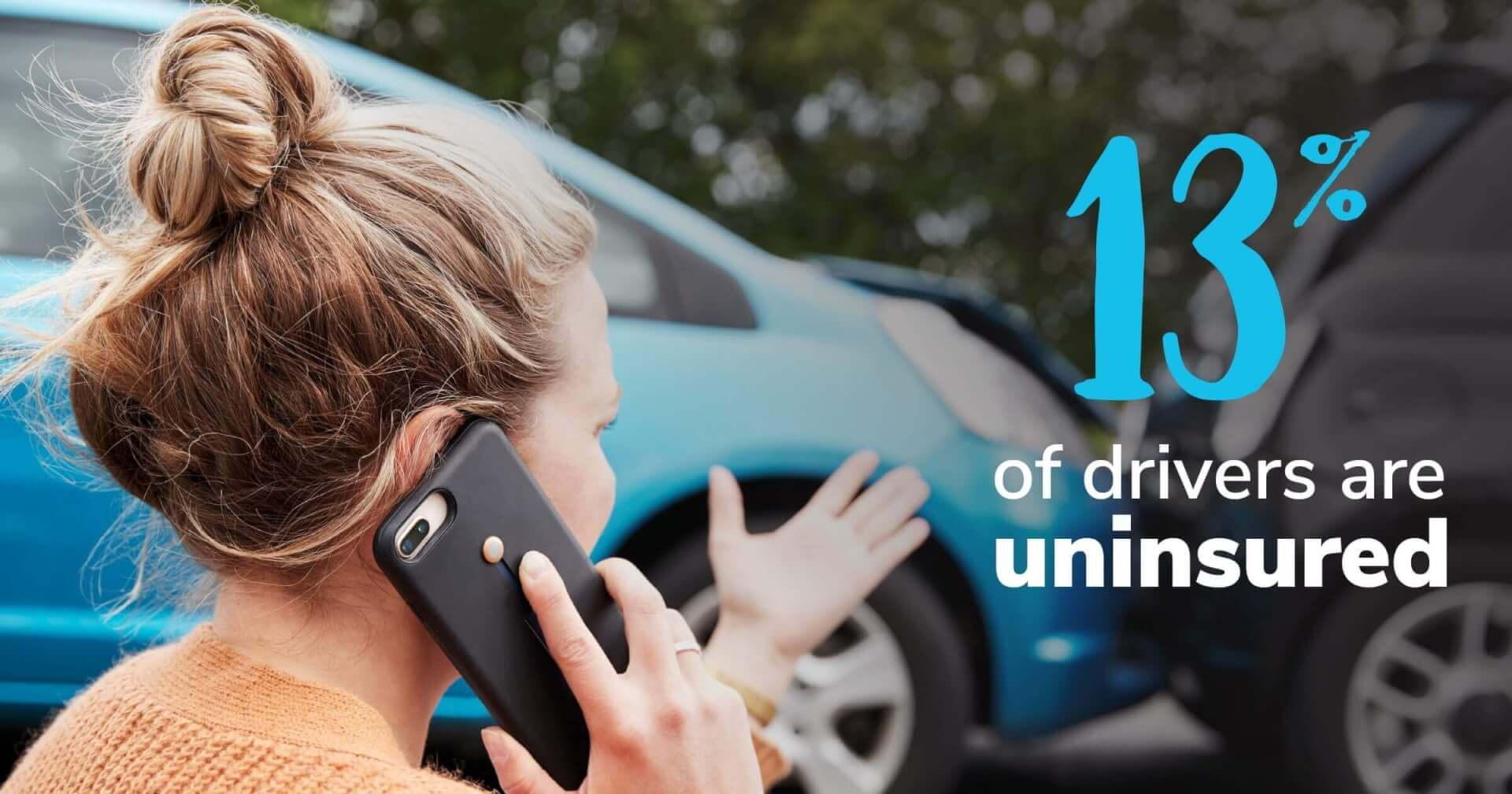 Personal Social - 13% of Drivers are Uninsured