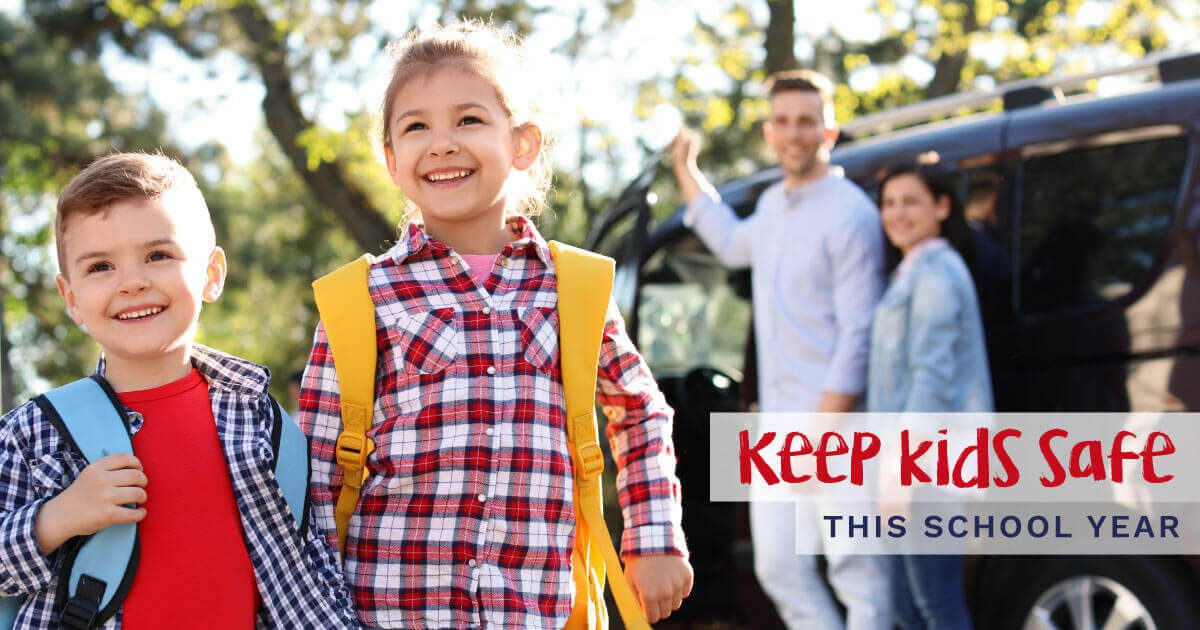 Personal Social - Keep Kids Safe This School Year