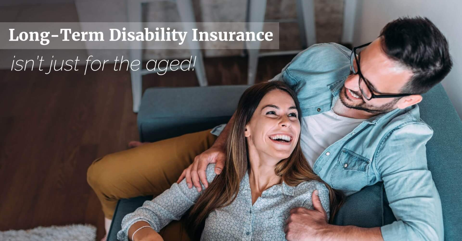 Personal Social - Long Term Disability Isn't Just for the Aged