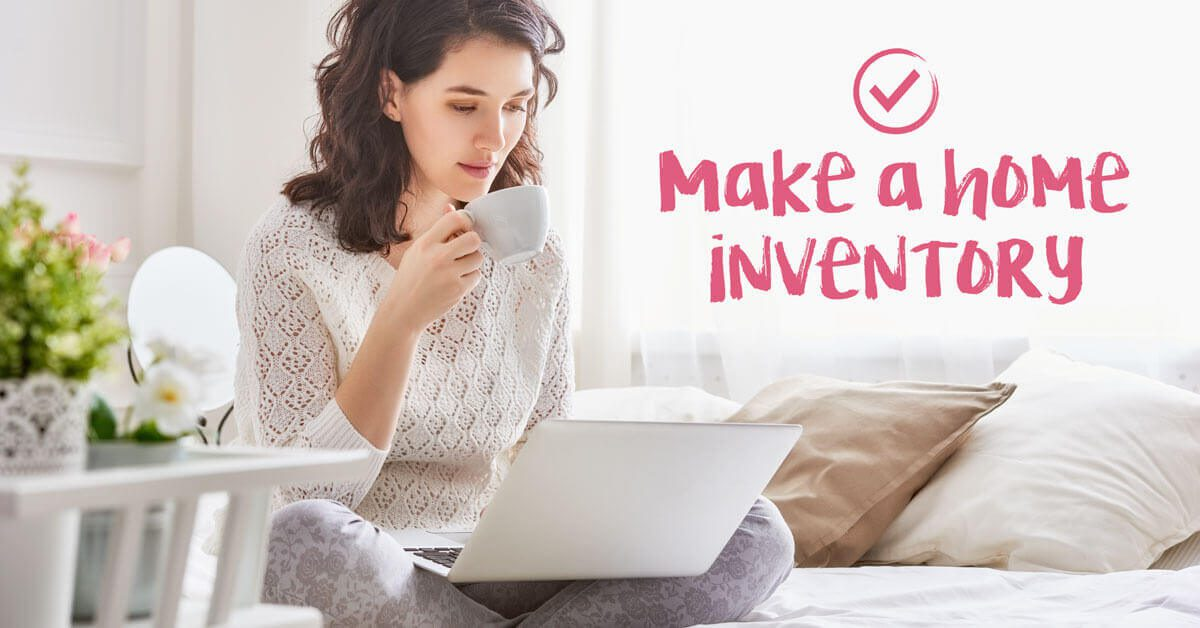 Personal Social - Make a Home Inventory
