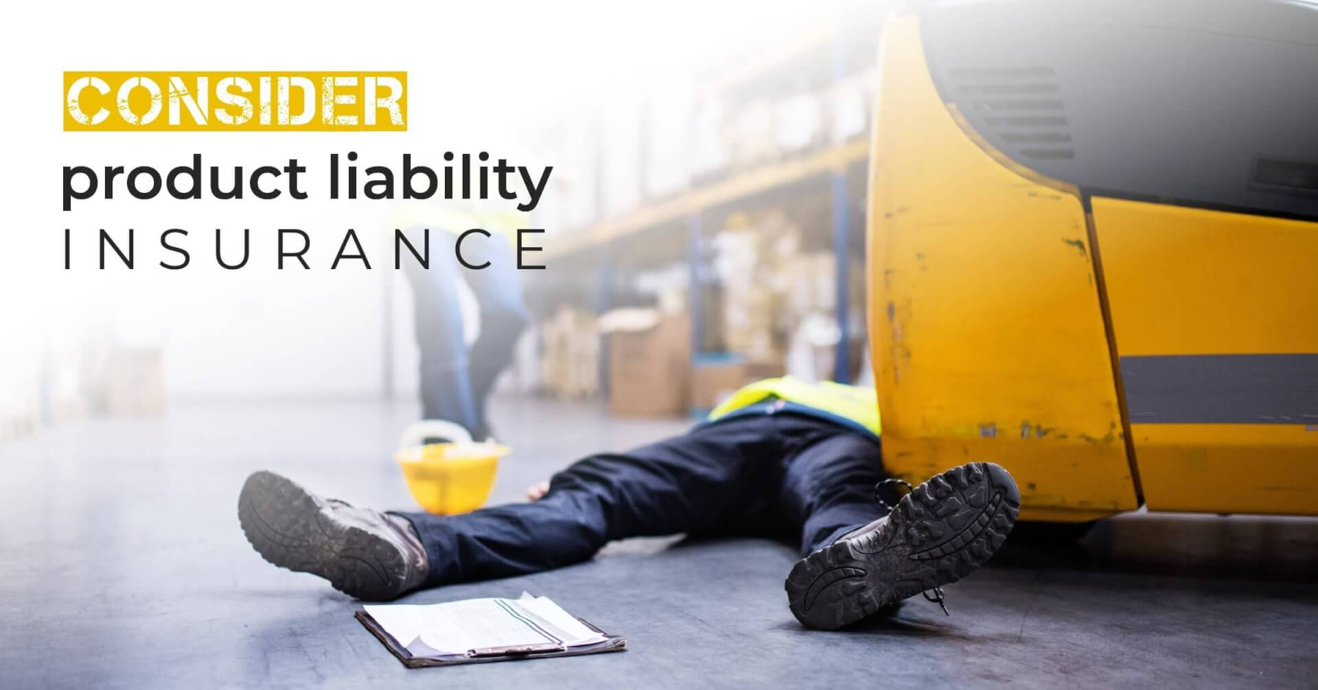 Social Business - Consider Product Liability Insurance