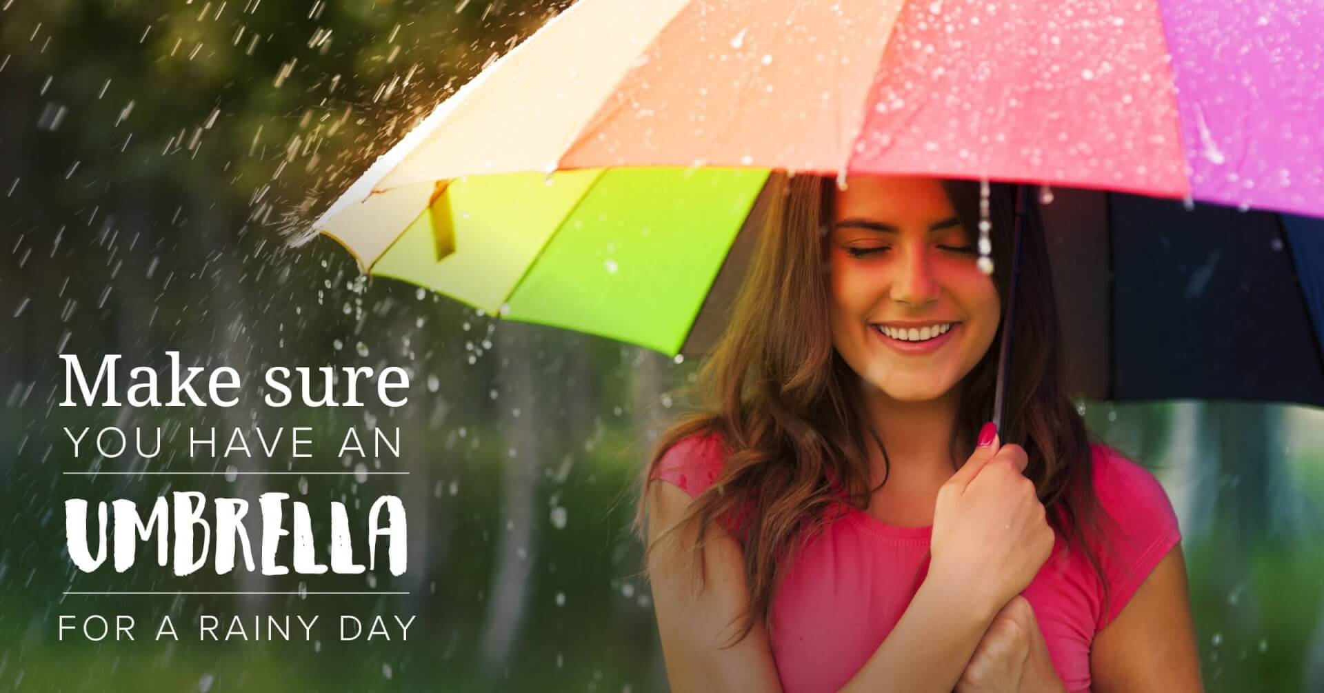 Social Business - Make Sure You Have an Umbrella for a Rainy Day