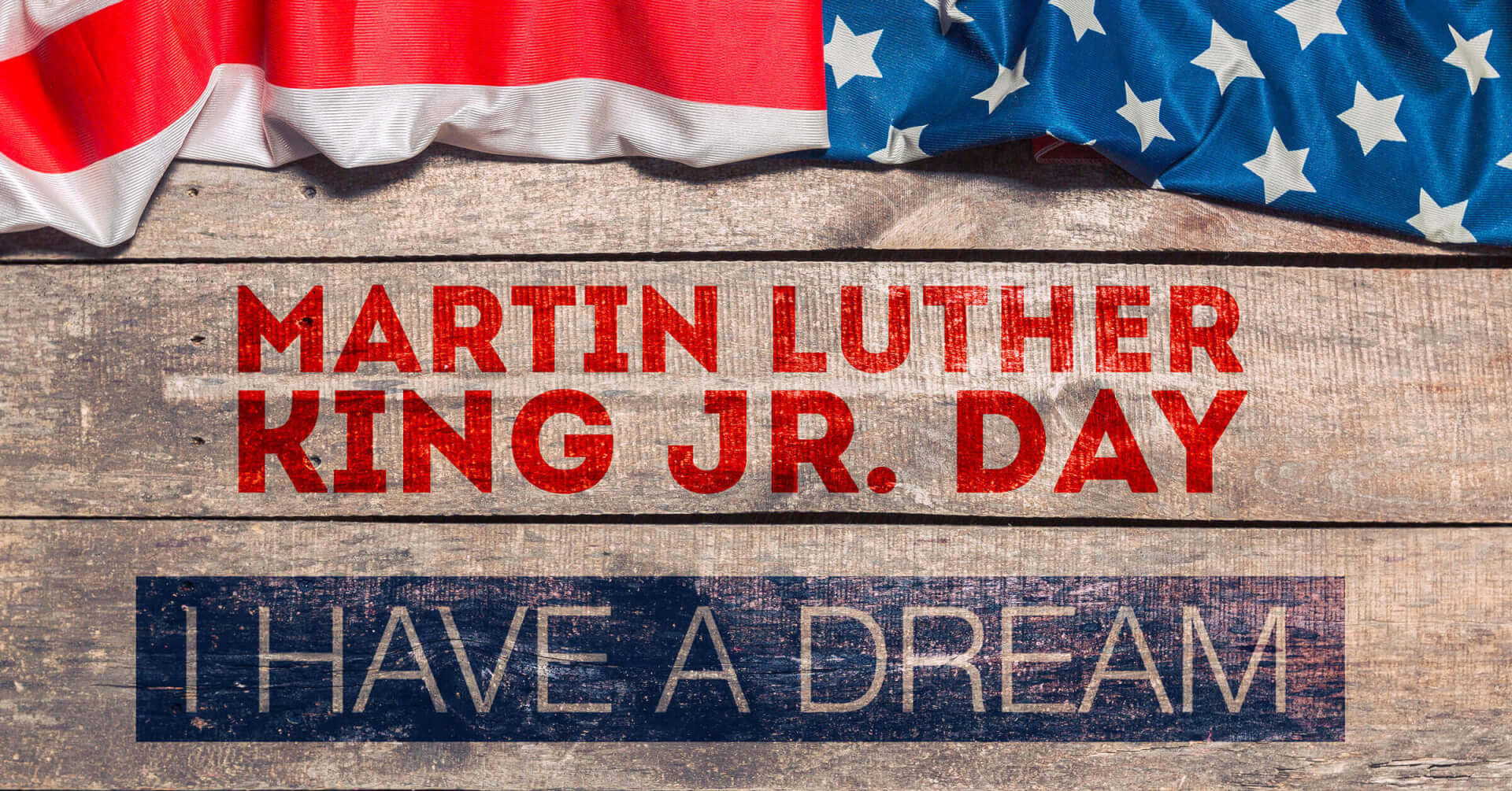Social General - Martin Luther King Jr. Day